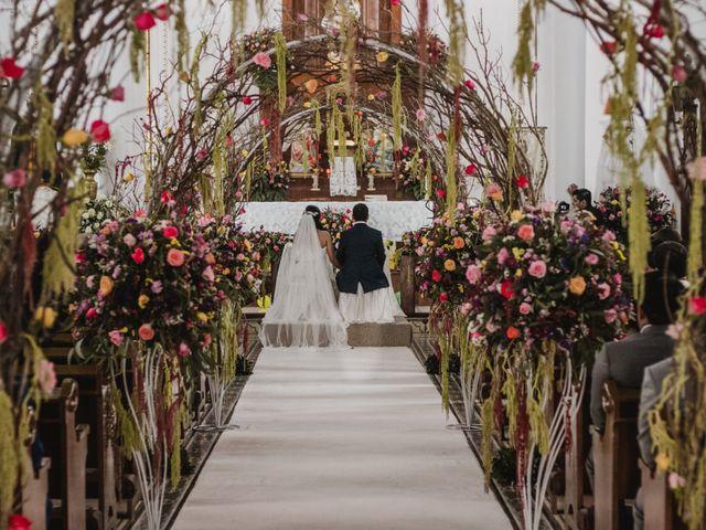 La boda de Fabián y Xareny en Comitán de Domínguez, Chiapas 16