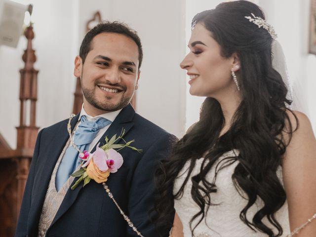 La boda de Fabián y Xareny en Comitán de Domínguez, Chiapas 18