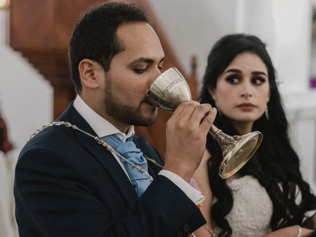 La boda de Fabián y Xareny en Comitán de Domínguez, Chiapas 19