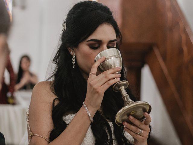 La boda de Fabián y Xareny en Comitán de Domínguez, Chiapas 20