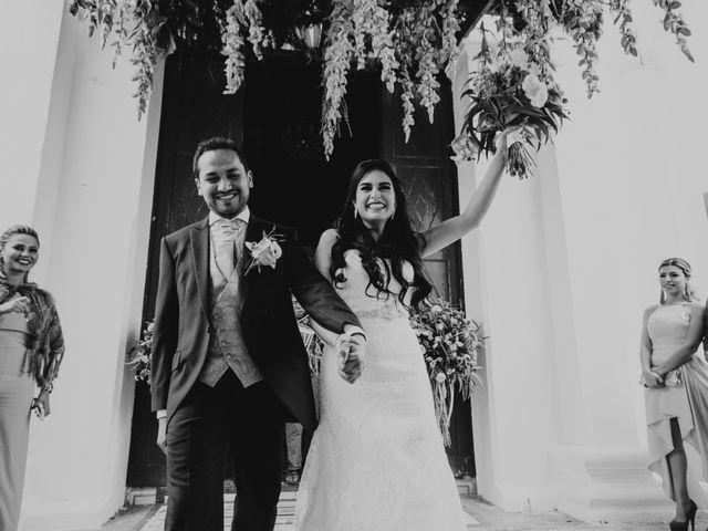 La boda de Fabián y Xareny en Comitán de Domínguez, Chiapas 23