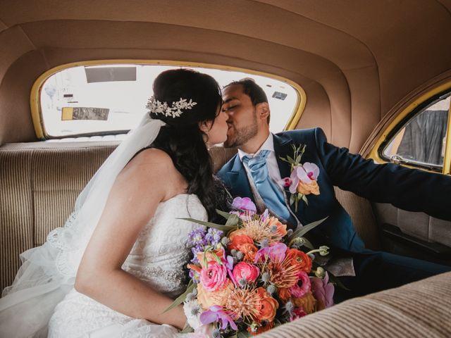 La boda de Fabián y Xareny en Comitán de Domínguez, Chiapas 24