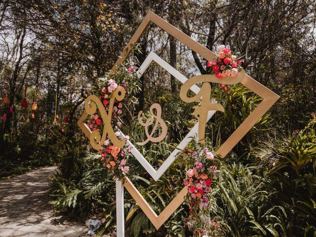 La boda de Fabián y Xareny en Comitán de Domínguez, Chiapas 27