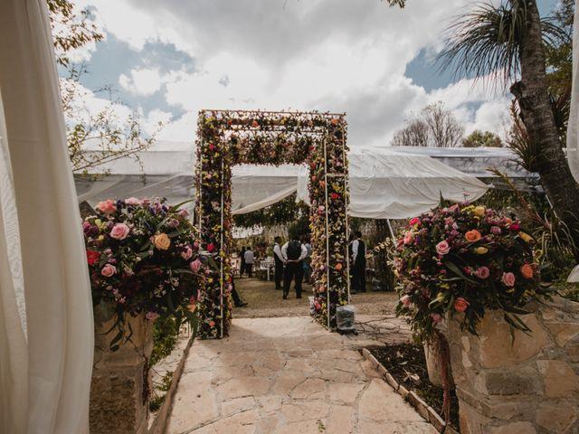 La boda de Fabián y Xareny en Comitán de Domínguez, Chiapas 30