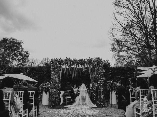 La boda de Fabián y Xareny en Comitán de Domínguez, Chiapas 39