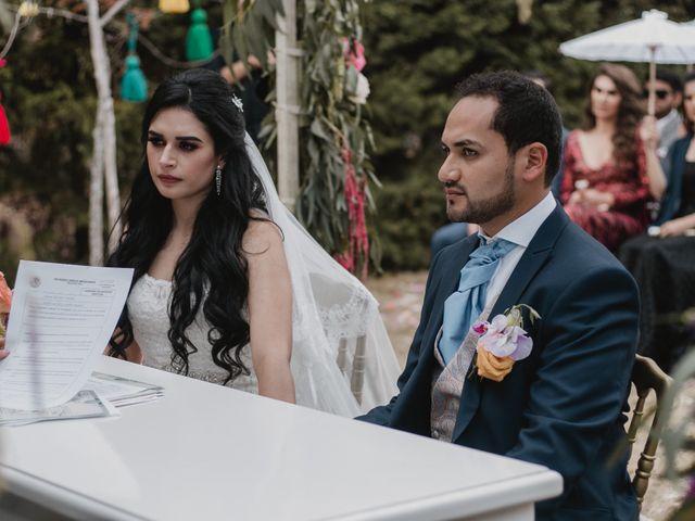 La boda de Fabián y Xareny en Comitán de Domínguez, Chiapas 40