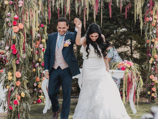 La boda de Fabián y Xareny en Comitán de Domínguez, Chiapas 1