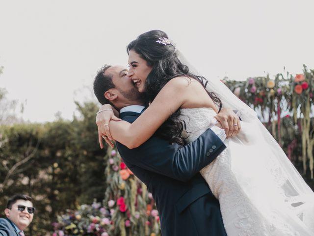 La boda de Fabián y Xareny en Comitán de Domínguez, Chiapas 2