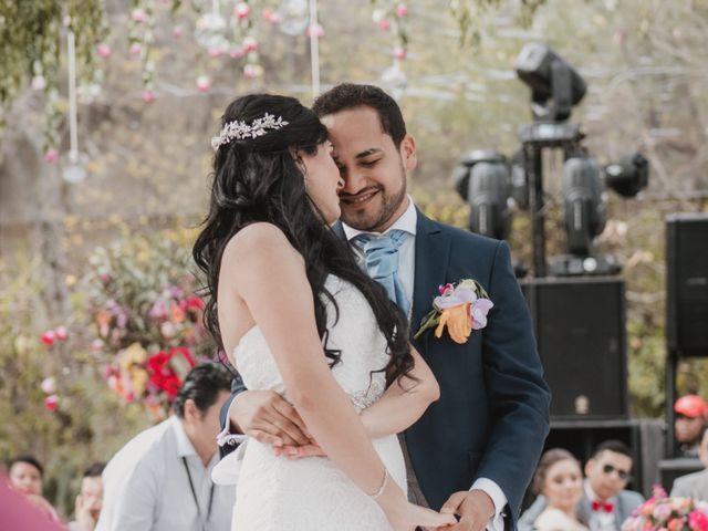 La boda de Fabián y Xareny en Comitán de Domínguez, Chiapas 50