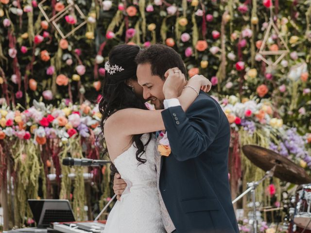 La boda de Fabián y Xareny en Comitán de Domínguez, Chiapas 53