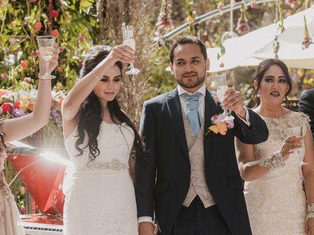 La boda de Fabián y Xareny en Comitán de Domínguez, Chiapas 54