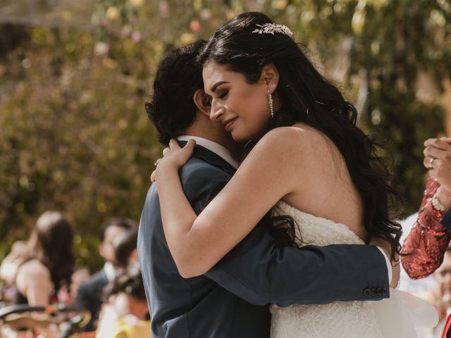 La boda de Fabián y Xareny en Comitán de Domínguez, Chiapas 56