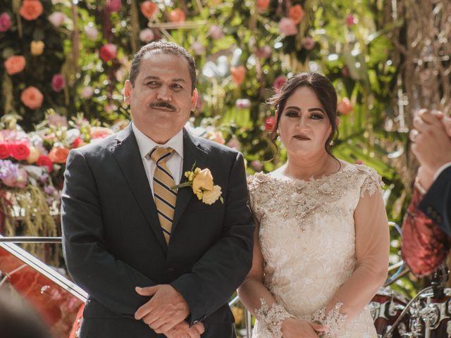 La boda de Fabián y Xareny en Comitán de Domínguez, Chiapas 57