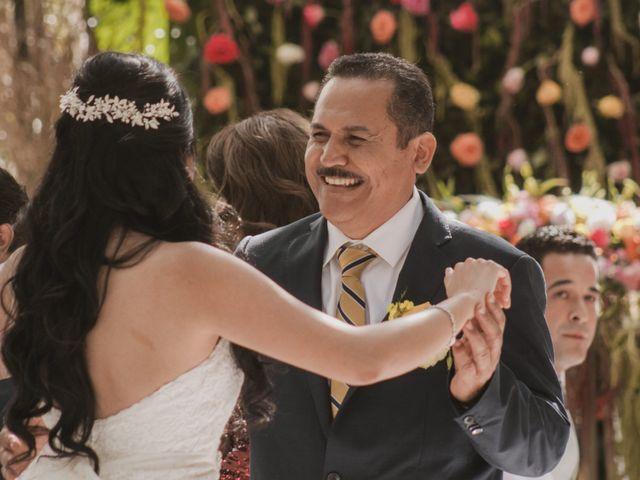 La boda de Fabián y Xareny en Comitán de Domínguez, Chiapas 58