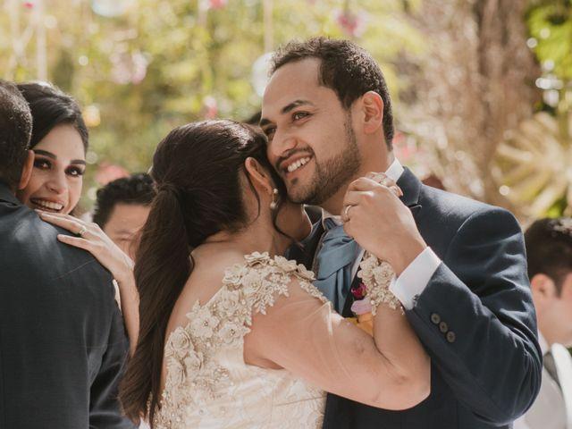 La boda de Fabián y Xareny en Comitán de Domínguez, Chiapas 59