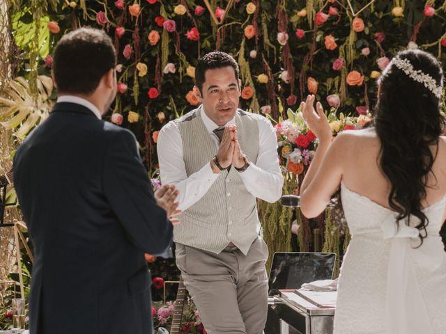 La boda de Fabián y Xareny en Comitán de Domínguez, Chiapas 60