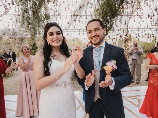 La boda de Fabián y Xareny en Comitán de Domínguez, Chiapas 63