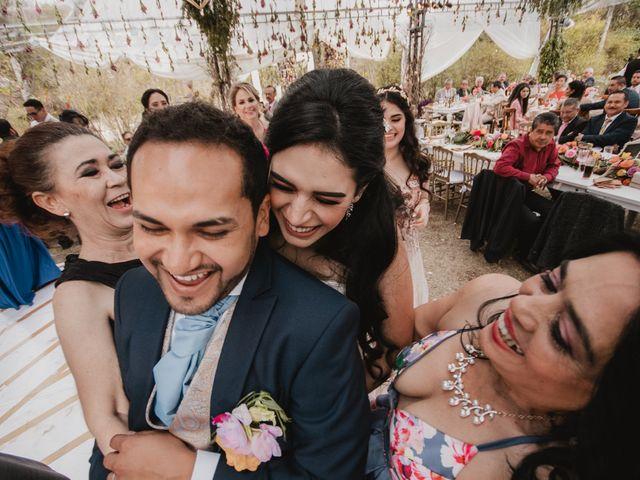La boda de Fabián y Xareny en Comitán de Domínguez, Chiapas 65