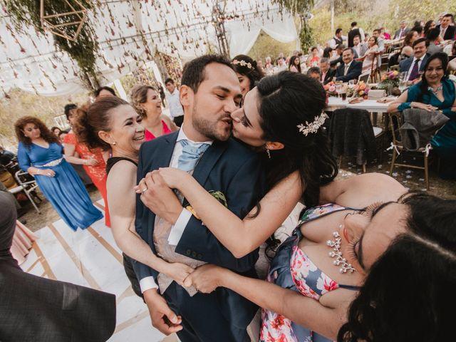 La boda de Fabián y Xareny en Comitán de Domínguez, Chiapas 67