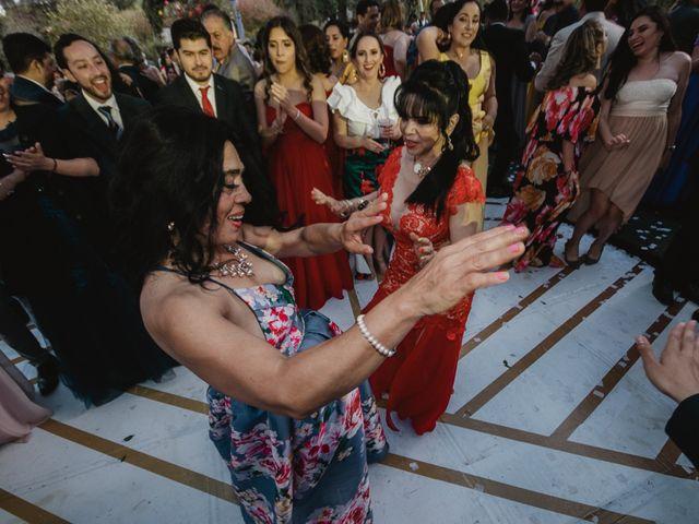 La boda de Fabián y Xareny en Comitán de Domínguez, Chiapas 72