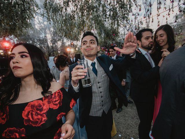 La boda de Fabián y Xareny en Comitán de Domínguez, Chiapas 73