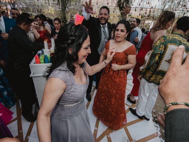 La boda de Fabián y Xareny en Comitán de Domínguez, Chiapas 78