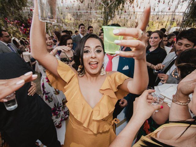 La boda de Fabián y Xareny en Comitán de Domínguez, Chiapas 80