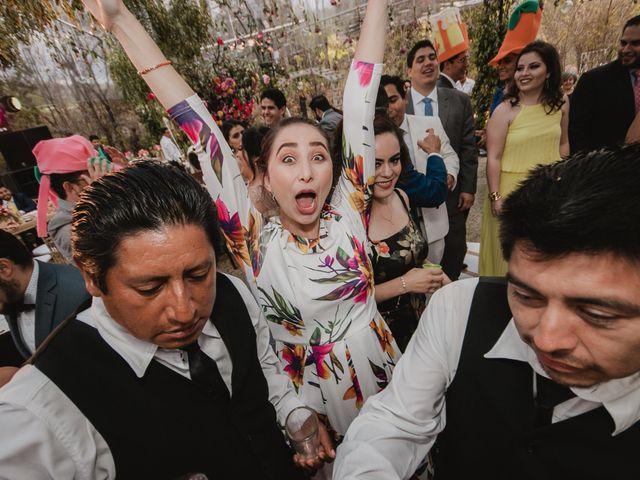La boda de Fabián y Xareny en Comitán de Domínguez, Chiapas 81