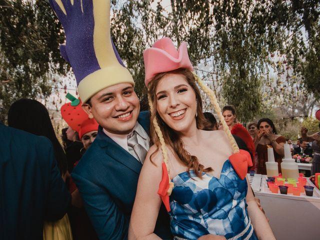 La boda de Fabián y Xareny en Comitán de Domínguez, Chiapas 82