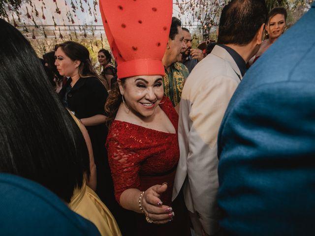 La boda de Fabián y Xareny en Comitán de Domínguez, Chiapas 83