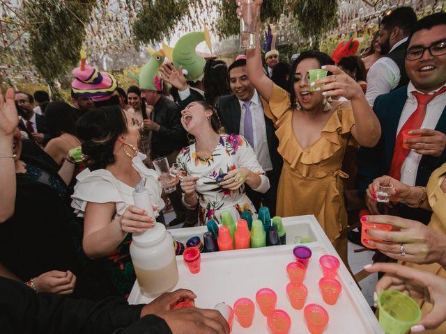 La boda de Fabián y Xareny en Comitán de Domínguez, Chiapas 84