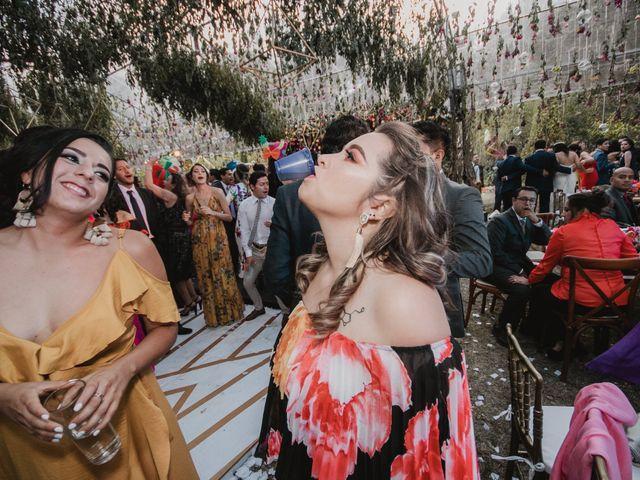 La boda de Fabián y Xareny en Comitán de Domínguez, Chiapas 85