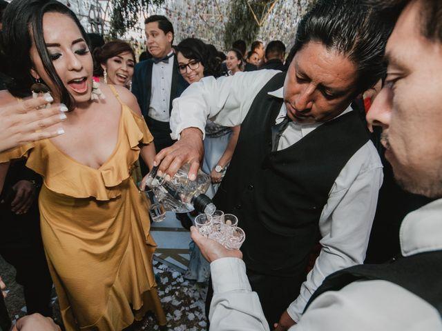 La boda de Fabián y Xareny en Comitán de Domínguez, Chiapas 86