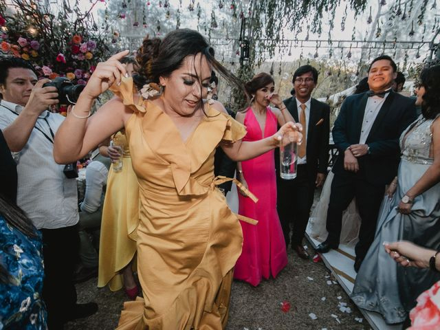 La boda de Fabián y Xareny en Comitán de Domínguez, Chiapas 89