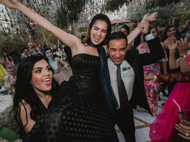 La boda de Fabián y Xareny en Comitán de Domínguez, Chiapas 92
