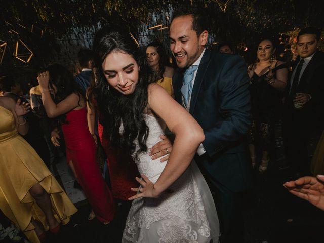 La boda de Fabián y Xareny en Comitán de Domínguez, Chiapas 96