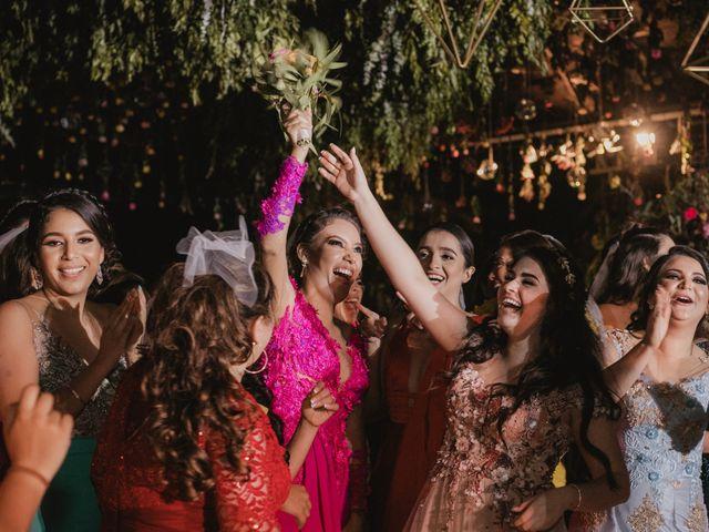 La boda de Fabián y Xareny en Comitán de Domínguez, Chiapas 98