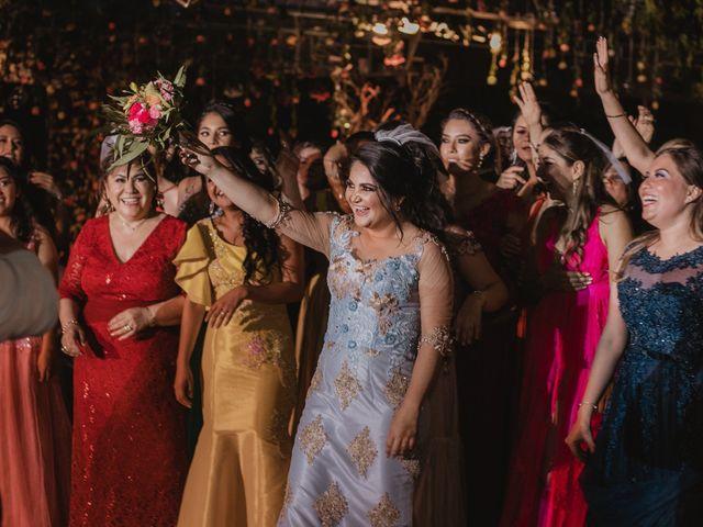 La boda de Fabián y Xareny en Comitán de Domínguez, Chiapas 99