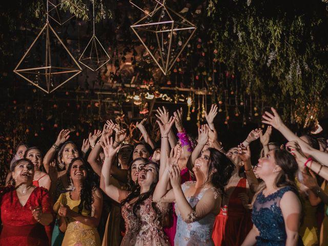 La boda de Fabián y Xareny en Comitán de Domínguez, Chiapas 100