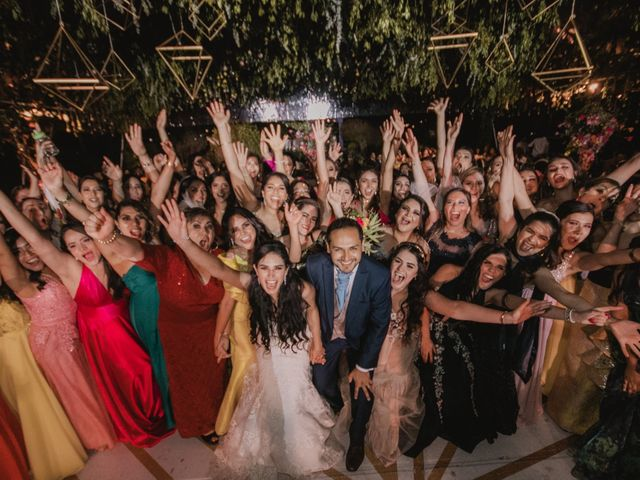 La boda de Fabián y Xareny en Comitán de Domínguez, Chiapas 102