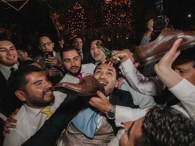 La boda de Fabián y Xareny en Comitán de Domínguez, Chiapas 106