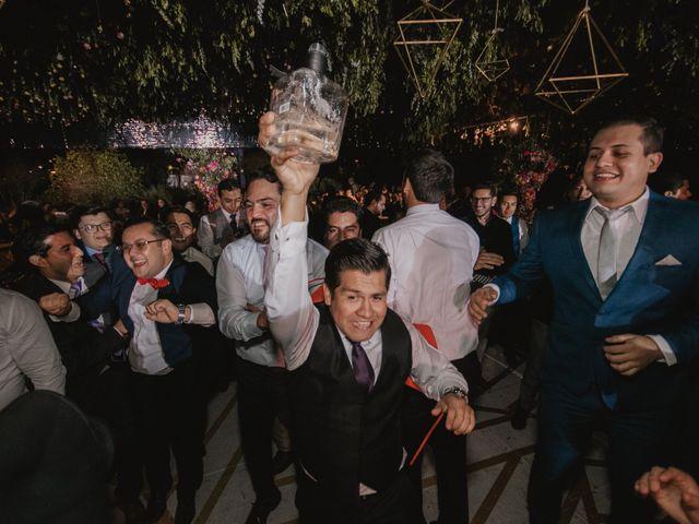 La boda de Fabián y Xareny en Comitán de Domínguez, Chiapas 107
