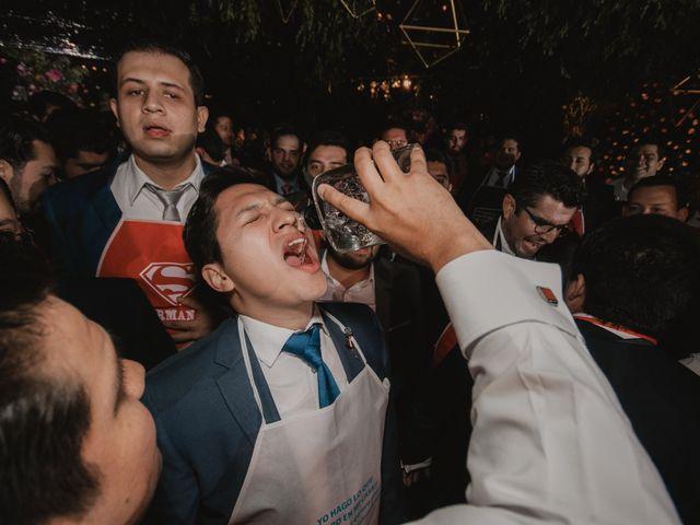 La boda de Fabián y Xareny en Comitán de Domínguez, Chiapas 109
