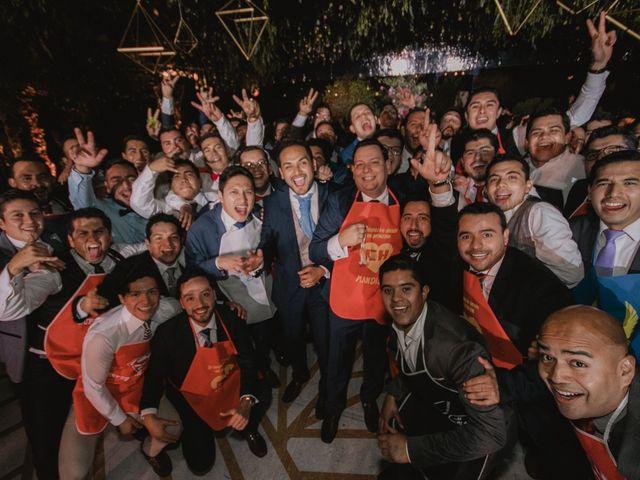 La boda de Fabián y Xareny en Comitán de Domínguez, Chiapas 111