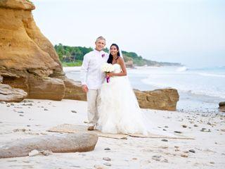 La boda de Laney y Kevin