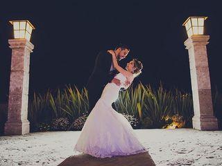 La boda de Patsy y Fabrizio 1