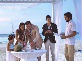 La boda de Fabiola y Miguel 1