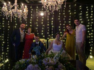 La boda de Alicia y Joan Salvador