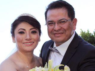 La boda de Jenny y Marc