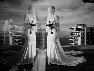 La boda de Tarin y Borz 1